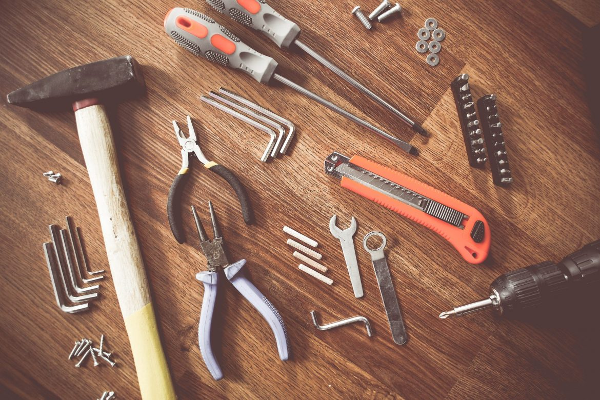 5 most frequent mistakes with hand tools
