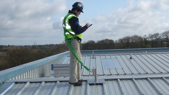 Inspection and maintenance of fall protection equipment