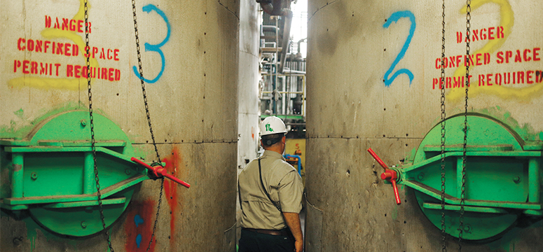 Learn the key elements of a confined space procedure