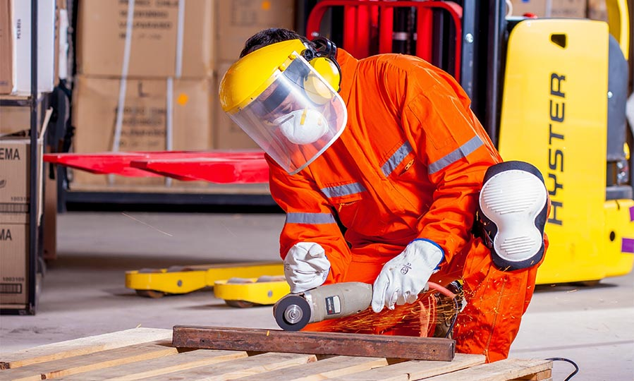 Main criteria to prevent work accidents