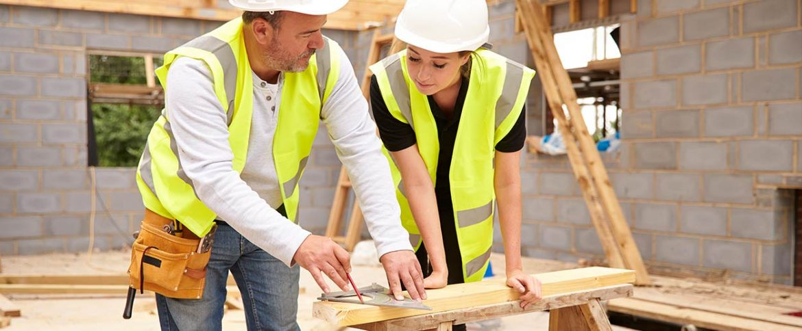 Tips to work safely in construction